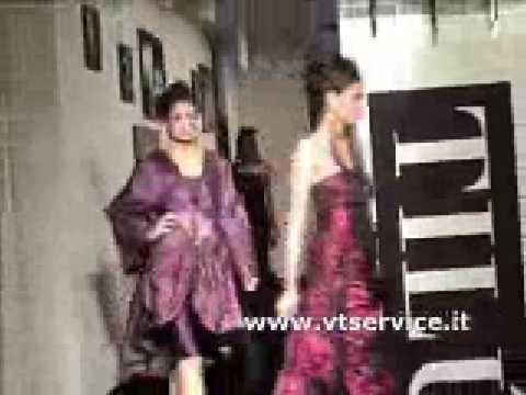 Roma 01/02/09- RISTRO'- Sfilata di Moda TILU' Haute Couture Collezione P/E/ 2009