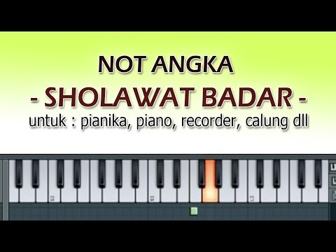 NOT ANGKA - SHOLAWAT BADAR - by denny ranch YOUTUBE CHANEL