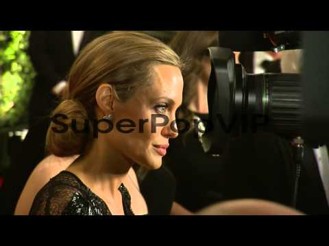 Angelina Jolie at Academy Of Motion Picture Arts And Scie...