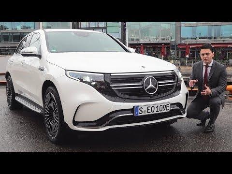 2019 Mercedes EQC AMG 4MATIC + | FULL Review Drive EQC400 Range Interior Exterior