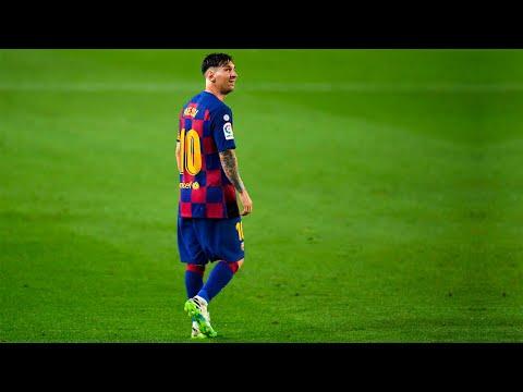 """Lionel Messi 2020 •[RAP]• """"LEVÁNTATE"""" - ( Motivación) - 2019/20 - HD"""