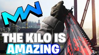 the KILO ASSAULT RIFLE in MODERN WARFARE...