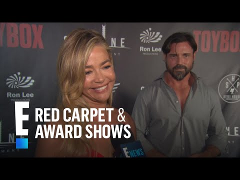 Denise Richards Explains Planning Her Wedding in Just 48 Hours  E! Live from the Red Carpet