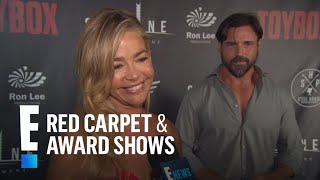 Denise Richards Explains Planning Her Wedding in Just 48 Hours | E! Live from the Red Carpet