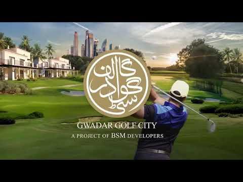 Gwadar Golf City A Project by Bilal Malik Grandson of Malik Riaz Hussain Bahria Town Gwadar City