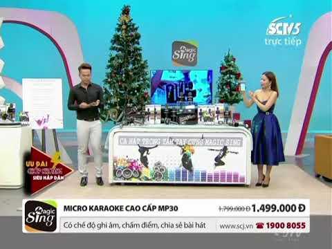 MP30 SMART KARAOKE (SCJ TV SHOPPING 12052017)