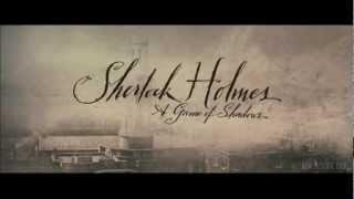 Sherlock Holmes Opening Logos