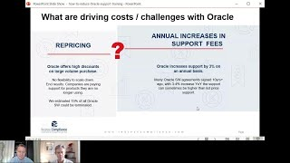 How Oracle Locks you into paying for unwanted licenses