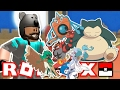 SNORLAX, ROTOM FORMS, EVOLVING ALL GEN 7 STARTERS!!   Pokémon Brick Bronze [#38]   ROBLOX