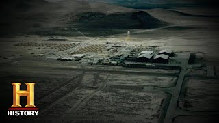 Ancient Aliens: AREA 51 MILITARY TUNNELS (Season 13) | History