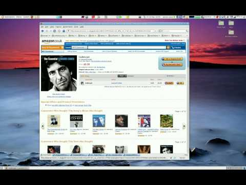 Using the Amazon MP3 store with Ubuntu