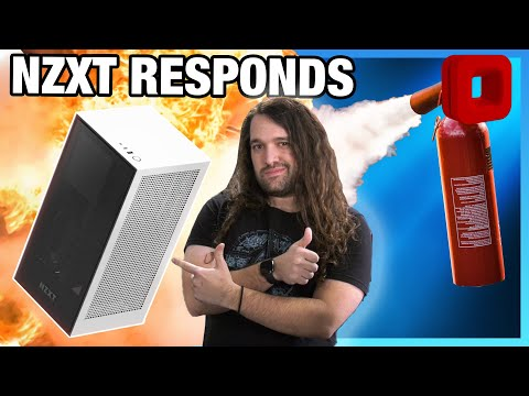 NZXT Responds to GN's H1 Case Fire Coverage: New PCIe Riser, Formal Recall, & Refunds