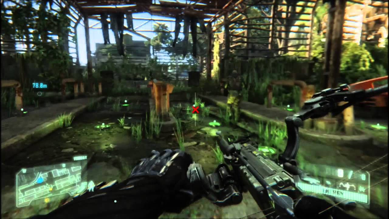 crysis 3 mission 2 fix