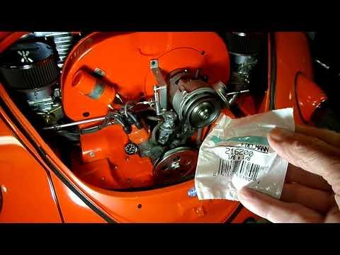 Vw Bettle Oil Pressure Gauge - YouTube