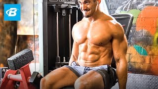 Complete Leg Workout - Quads, Hamstrings, Glutes, & Calves | Brian DeCosta