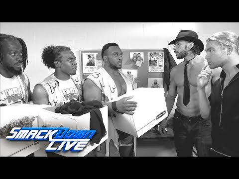 The New Day try to bribe Breezango in the latest Fashion Files: SmackDown , June 6, 2017