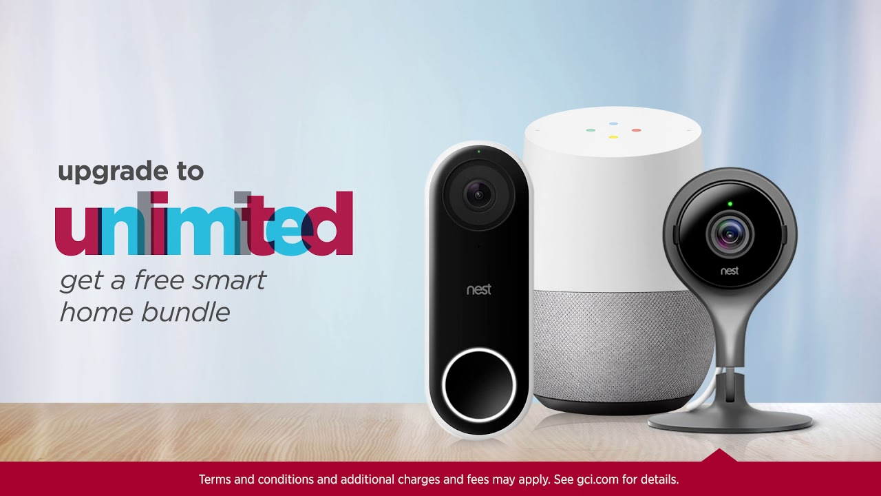 GCI | Smart Home Bundle
