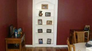 Secret Hidden Bookcase Door How To Video