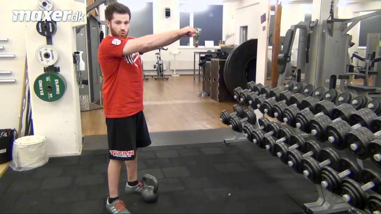 kettlebell træning begynder