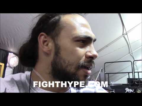 KEITH THURMAN EYES AMIR KHAN AFTER COLLAZO; WANTS TO TEST HIS HAND SPEED AND CHIN