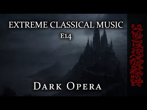 Dark Opera and Classical Music For Death Metal and Black Metal Musicians EC14