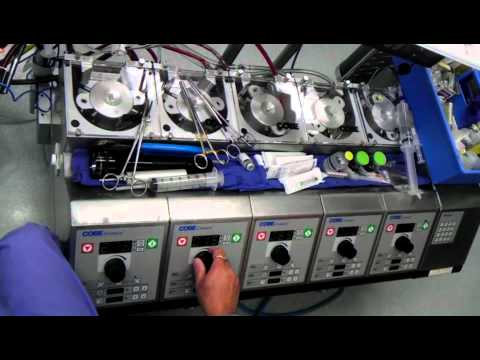perfusionist machine