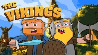 Minecraft ★ THE DUMB VIKINGS - Dumb & Dumber