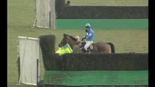 Tony McCoy winning just another race...