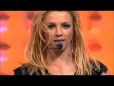 Britney Spears LIVE BEST Preformance i am slave for u . HD!