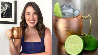 Moscow Mule | 2 Minute Vodka Cocktail
