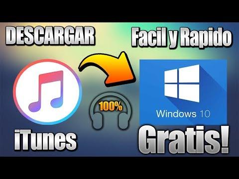 Descargar E Instalar ITunes Para Windows 7/ 8/ 8.1/10 | Facil Y Rapido | JuanGBreaker | 2019