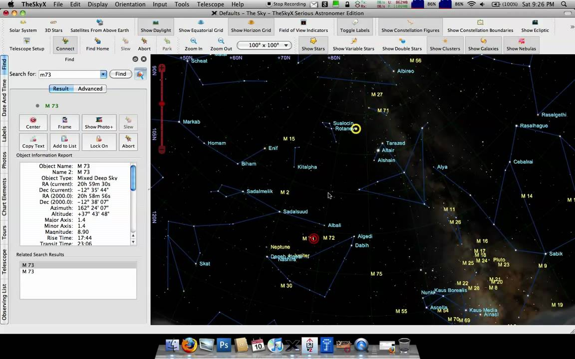 sky astronomy software - photo #44