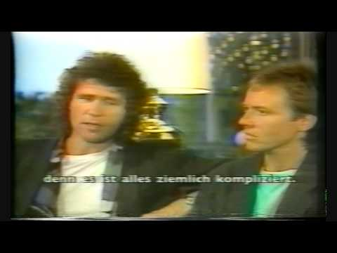 Dire Straits - Interview with John and Alan ~ 1985