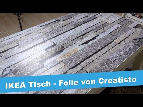 Klebefolie Für Ikea Lack Tisch Von Creatisto Jetlonestarr Youtube