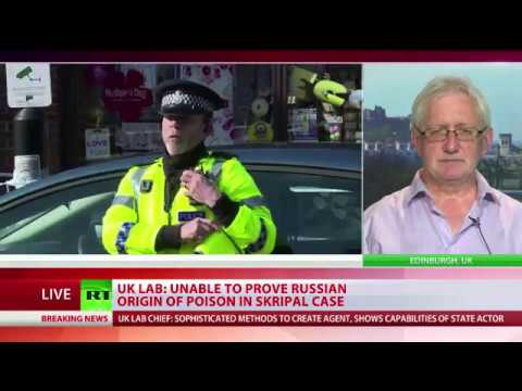 Craig Murray: Foreign Office sources told me 2 weeks ago that Porton Down couldn't say it was Russia