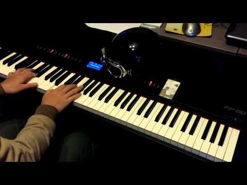 陳百強 - 一生何求 (義不容情 Looking Back In Anger 主題曲) [鋼琴 Piano - Klafmann]