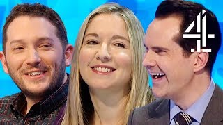 BEST EVER Players on 8 Out of 10 Cats Does Countdown | Part 1