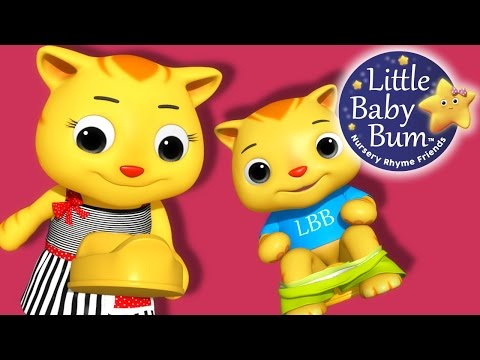 Thumbnail: Potty Song | Part 2 - Diaper Version | Nursery Rhymes | Original Songs By LittleBabyBum!