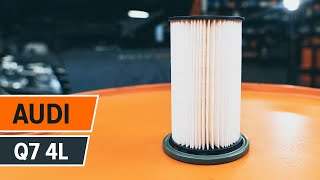 AUDI diy repairs - online video manual