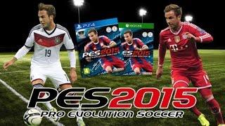 Pro Evolution Soccer 2015 - Gameplay PC/HD (60FPS) FC Barcelona vs Real Madrid