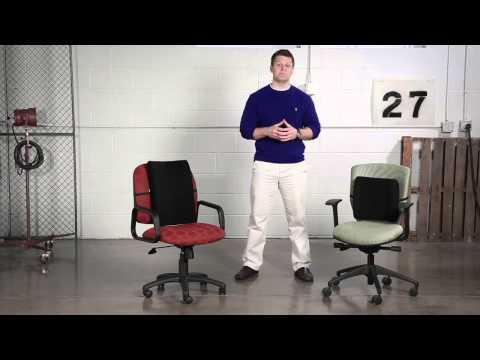 Safco Remedease® Backrest