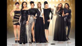 R&b Divas Atlanta Season 1  Episode 1 Faith Evans  Keke Wyatt Syleena Johnson Monifah Nicci Gilbert