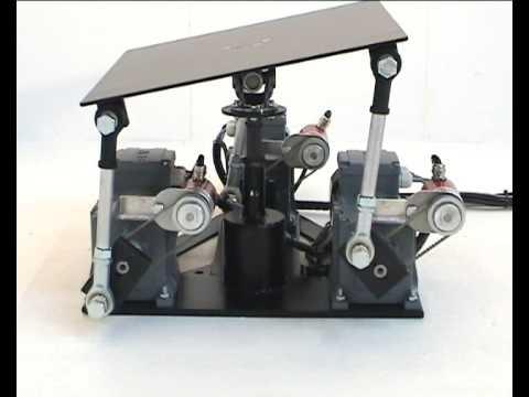 3 Dof Motion Seat Youtube
