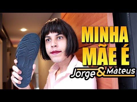 MINHA MÃE É: