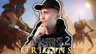 TYLE RAZY ZGINĄC WRR...! | Assassin's Creed Origins cz.2