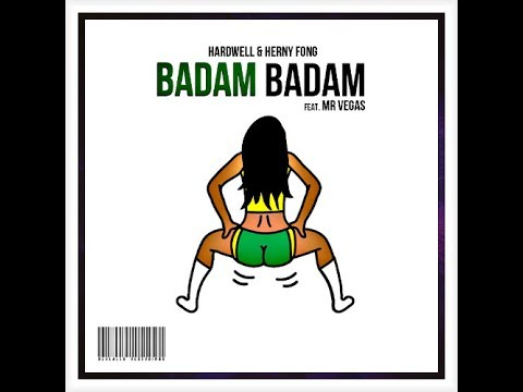 Hardwell & Henry Fong feat Mr. Vegas - BADAM (Extended Mix)