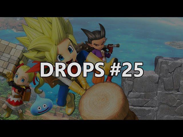 INXILE ANIMADA COM NOVO JOGO, RPG DA IO PARA XBOX, MAIS DRAGON QUEST NO GAME PASS E MAIS - DROPS #25