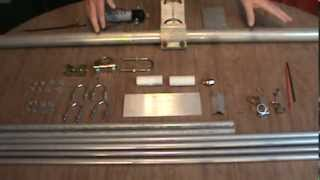 Peg Leg CB Radio Base Antenna, Part 1 of 7