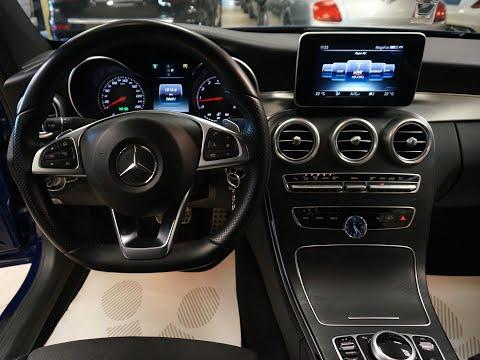 Mercedes-Benz C-Klasse IV (W205) 2016г