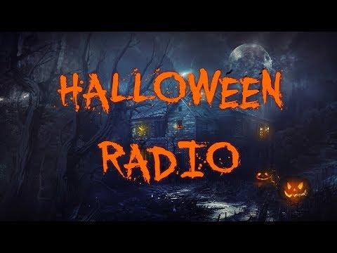 Halloween Radio 🎃 Trick or Treat Music 👻 Halloween Countdown